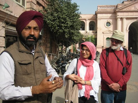 gurinder singh johal, Tourist Guide in Amritsar